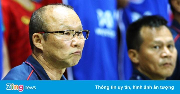HLV Park 'chấm' nhiều cầu thủ của đội vô địch lượt đi V.League