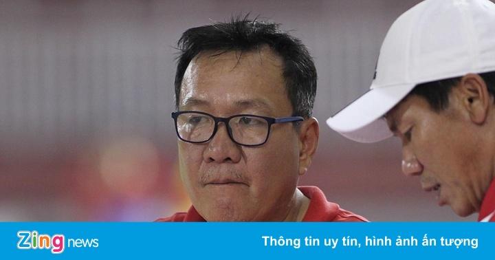 Cựu HLV tuyển Việt Nam dẫn dắt CLB Sài Gòn