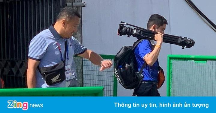 Ông Park, HLV Nishino cùng cấm truyền thông của đối thủ tác nghiệp