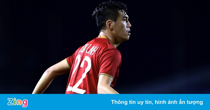 Tiến Linh xin ban huấn luyện được đá thêm nhưng bất thành