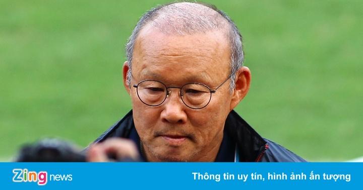Trợ lý thay ông Park dẫn dắt tuyển Việt Nam gặp Iraq