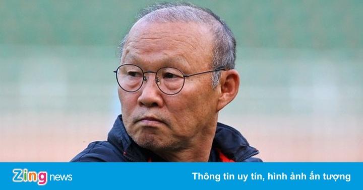 Ông Park bị so sánh dưới cơ HLV Indonesia