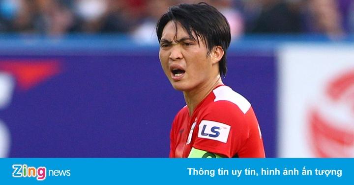 HLV Hàn Quốc: 'HAGL không quan trọng thứ hạng V.League'