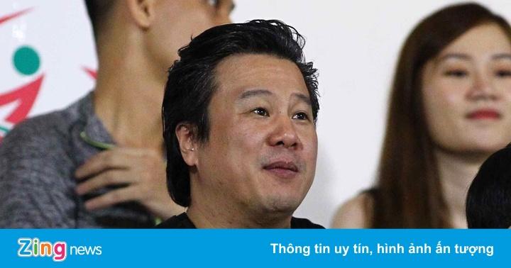 Ca sĩ Thanh Bùi ăn mừng chiến thắng cùng CLB Sài Gòn - xổ số ngày 17102019