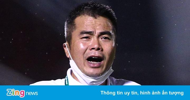 HLV Phạm Minh Đức: ''Trọng tài góp phần vào thất bại của Hà Tĩnh''