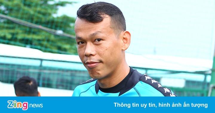 Tấn Trường từ ý định giải nghệ đến bước đệm trở lại tuyển Việt Nam