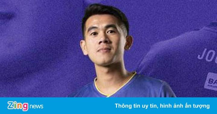 Văn Kiên tiếp tục khoác áo CLB Hà Nội đến năm 2023