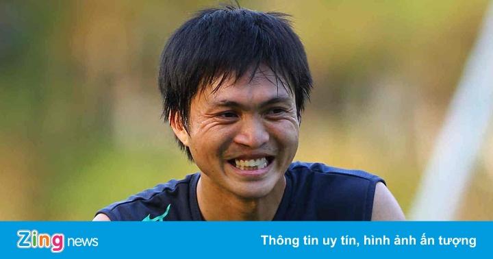 Tuấn Anh sẵn sàng trở lại trước trận gặp CLB Hà Nội