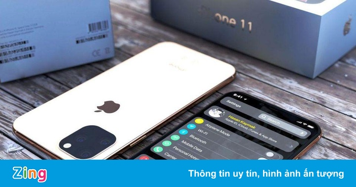 iPhone 11 Pro, Pro Max khó bán tại Trung Quốc vì giá cao