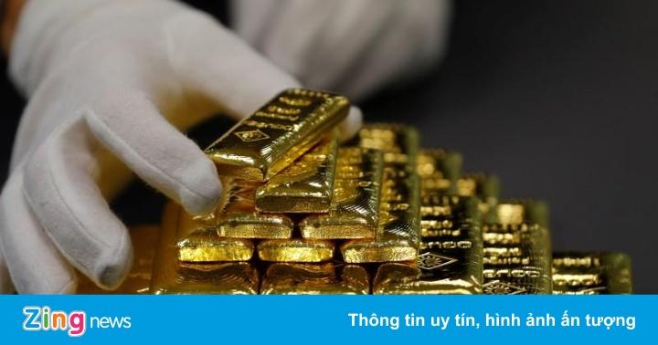 Giá vàng thế giới vượt ngưỡng 2.000 USD/ounce
