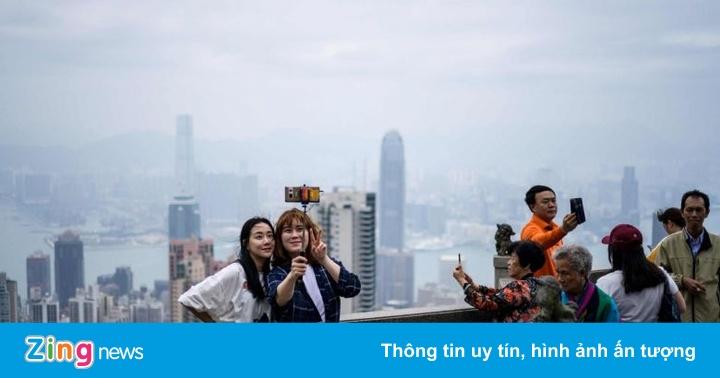 Ngành du lịch Hong Kong: 'Chúng tôi đang hấp hối'