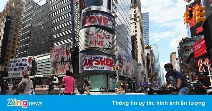 New York hồi sinh chậm hơn phần còn lại của nước Mỹ