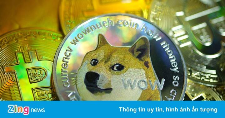 Giá Dogecoin tăng phi mã