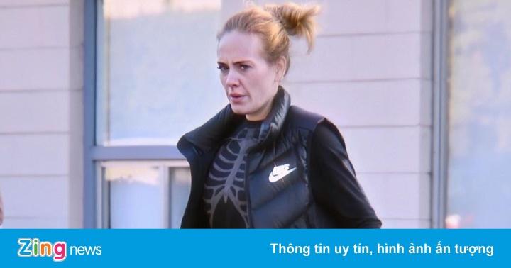 Adele gầy gò đáng báo động