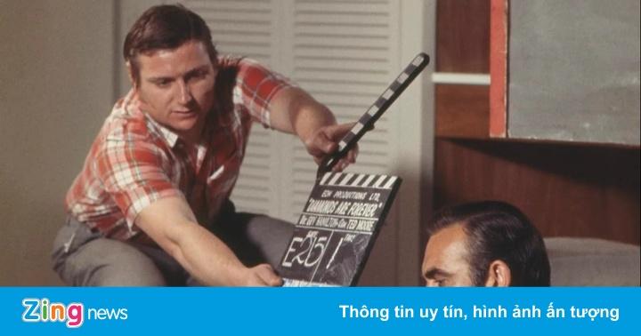 Hình ảnh hiếm của '007' Sean Connery