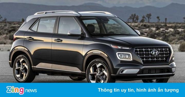 Đánh giá nhanh SUV 'siêu nhỏ' Hyundai Venue 2020