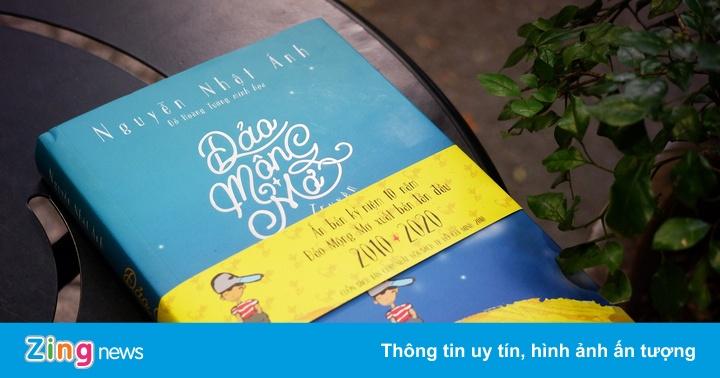 Bản đặc biệt ''Đảo mộng mơ'' của nhà văn Nguyễn Nhật Ánh