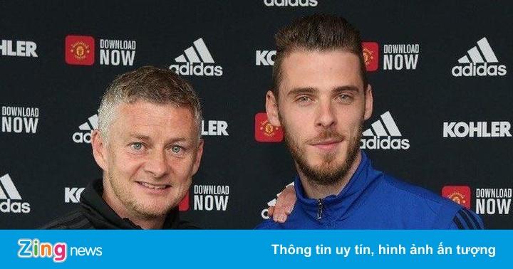 De Gea ký hợp đồng mới, nhận lương cao nhất MU