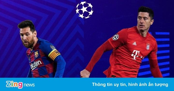 Ai đang là ứng viên số một cho chức vô địch Champions League?