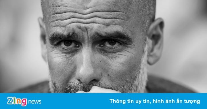 Man City trở lại trong sự cô đơn của Pep Guardiola