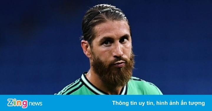 Ramos đồng ý giảm lương để ở lại Real