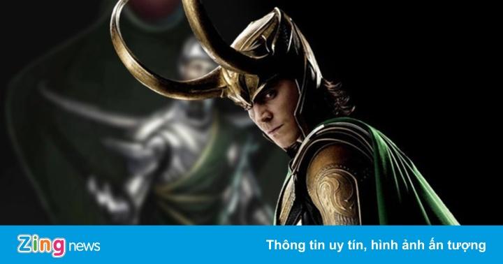 Tom Hiddleston: Loki đã chuộc tội trong 'Infinity War'