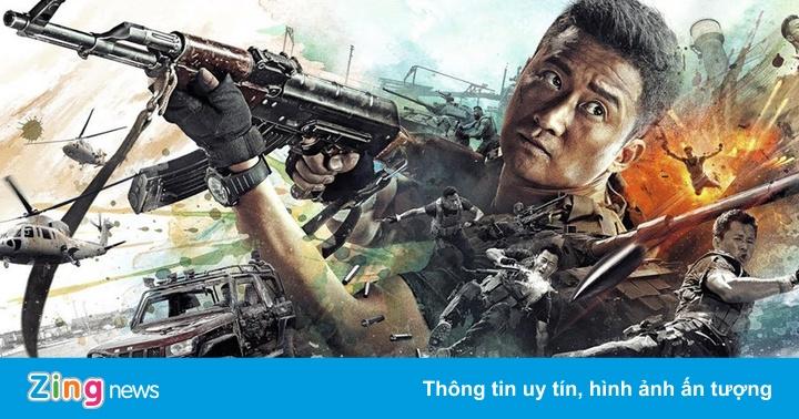 'Chiến lang', 'Điệp vụ Biển Đỏ' bị cấm làm tiếp ở Trung Quốc? - Phim chiếu rạp
