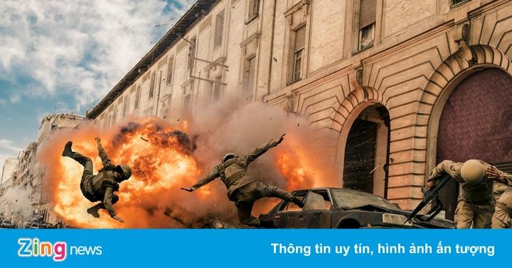 Vì sao 'Chiến lang 2', 'Điệp vụ Biển Đỏ' có thể bị cấm ở Trung Quốc? - Phim chiếu rạp