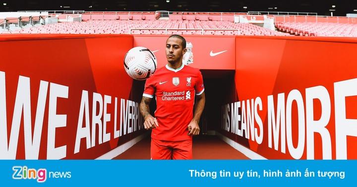 Thiago Alcantara là liều thuốc cho hàng tiền vệ Liverpool
