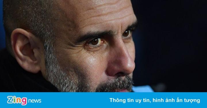 Đằng sau sự thành công của Guardiola ở Man City