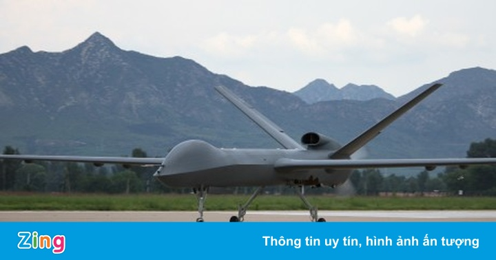 Trung Quốc sản xuất máy bay không người lái giá rẻ bằng nửa Mỹ