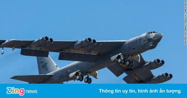 Mỹ điều máy bay B-52 và B-1 đến châu Âu đối phó Nga tập trận