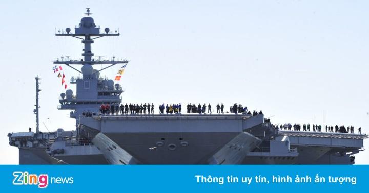 Những tàu chiến mới gia nhập hạm đội mạnh nhất thế giới