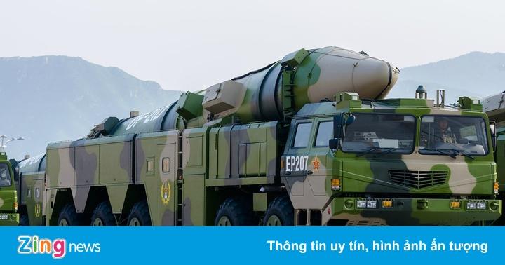 Sát thủ diệt tàu sân bay của Trung Quốc đe dọa Hải quân Mỹ