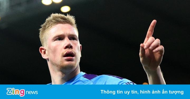 Man City cần sự kiêu ngạo của De Bruyne để là số một