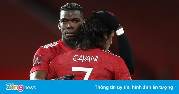 Cơ hội của Man Utd