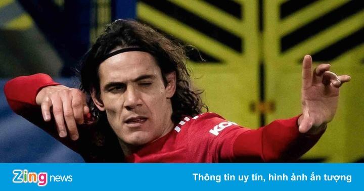 Lời tuyên bố của Man Utd - mega 655