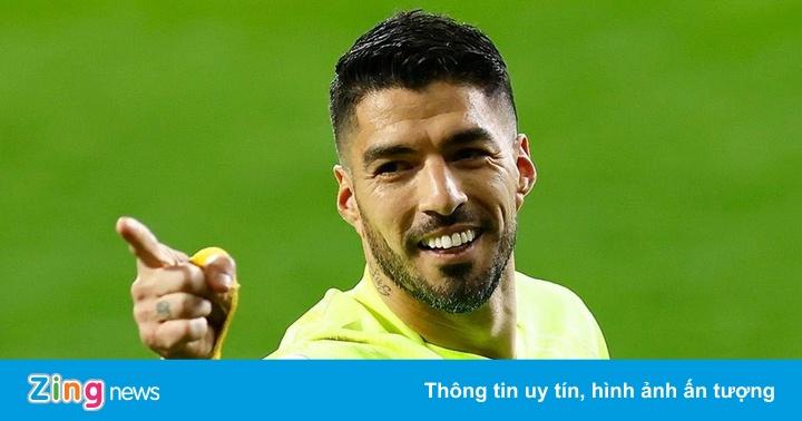 'Barca phạm sai lầm lớn khi để Suarez ra đi'