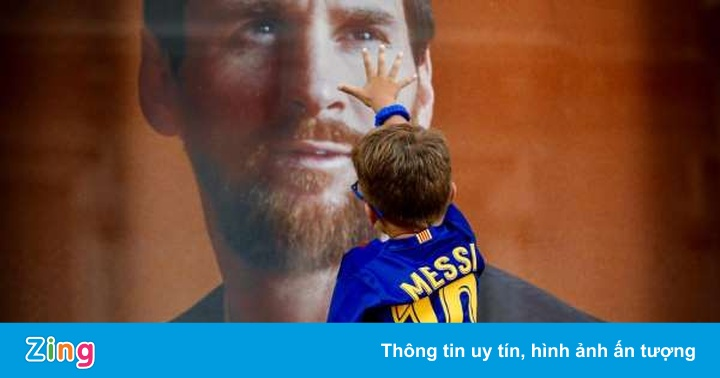 Siêu kinh điển cuối cùng của Messi?