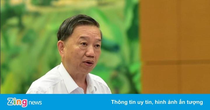 Bộ trưởng Tô Lâm cảnh báo nguy cơ bùng phát tín dụng đen trên Internet