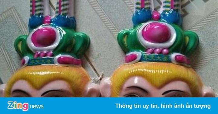 7.000 đồ chơi Trung thu không rõ nguồn gốc bị thu giữ ở Lạng Sơn
