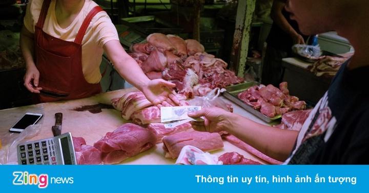 Giá thịt lợn leo thang buộc Trung Quốc ký thỏa thuận với ông Trump?