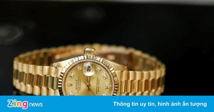 Thu giữ gần 16.000 đồng hồ Thụy Sĩ giả trong 9 tháng đầu năm