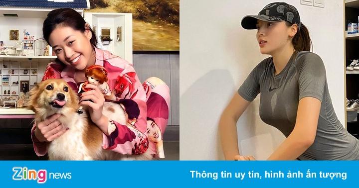 Dàn hoa hậu Việt làm gì trong những ngày thực hiện cách ly xã hội?