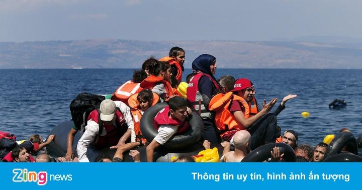 Gần 80 triệu người phải bỏ nhà đi lánh nạn