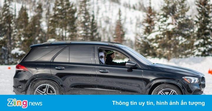 10 tính năng đáng tiền trên Mercedes-Benz GLE 2020