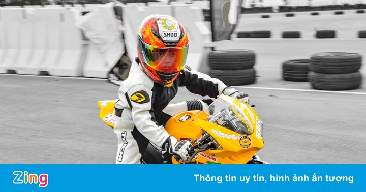 Giải đua môtô trẻ em ở Thái Lan và những giấc mơ MotoGP