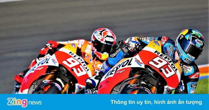 Em trai Marc Marquez về đội MotoGP Honda - anh em chung chiến tuyến