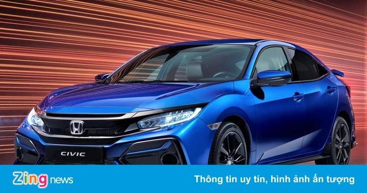 Honda Civic Sport Line 2020 - xe thể thao động cơ 1.0L
