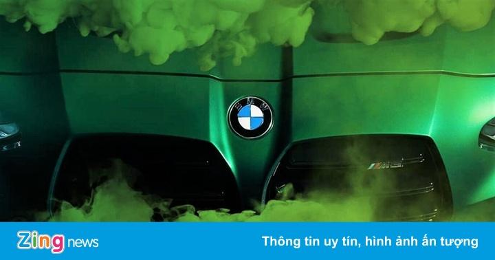 Hé lộ hình ảnh BMW M3 và M4 thế hệ mới - kết quả xổ số phú yên